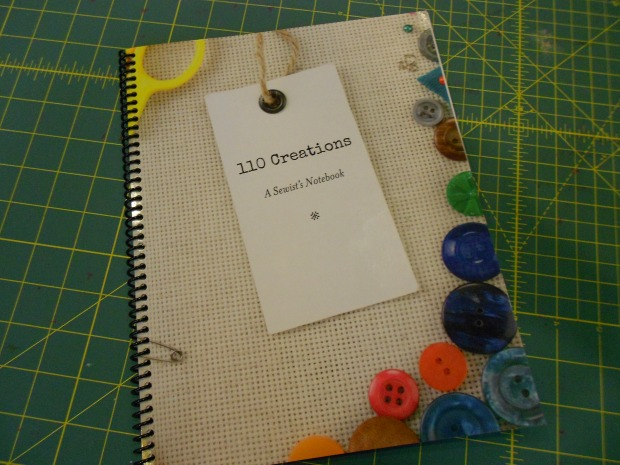 110 Creations - A Sewists Notebook
